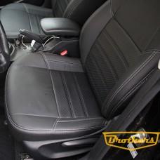Чехлы серии Premium на Peugeot 408